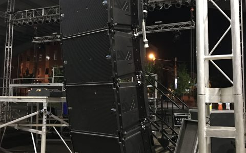 Flown-Line-Array-Sound-System-1