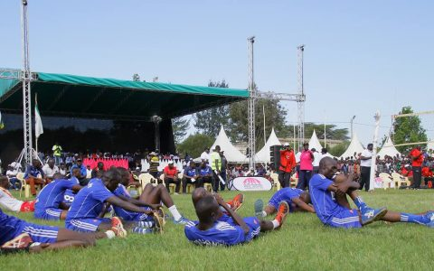 Stage-set-up-at-Sports-Event-1
